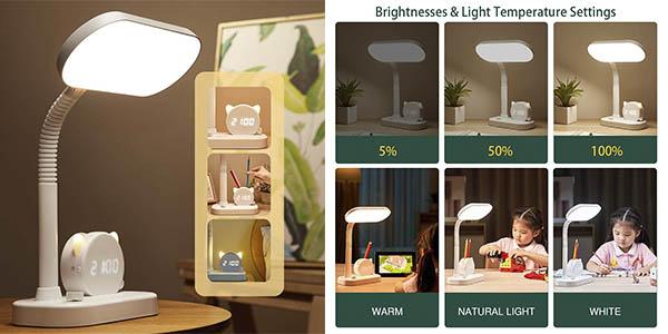 One Fire lámpara LED escritorio chollo