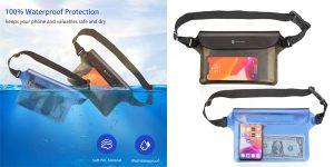 Set x2 Bolsa Impermeable Syncwire baratas en Amazon