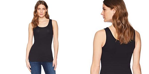 Pack x2 Camisetas sin mangas Amazon Essentials 2-Pack Slim-fit Tank chollo en Amazon