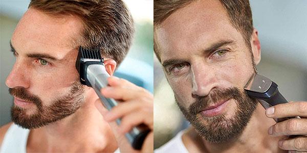 Recortadora de barba y cortapelos 14 en 1 Philips MG7745/15 en oferta