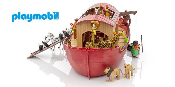 Playmobil Wild Life Arca de Noé (9373) chollo en Amazon
