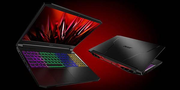 """Portátil Acer Nitro 5 AN515-55 de 15.6"""" Full HD con descuento"""