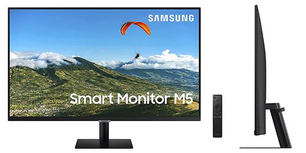 Samsung LS27AM502NRXEN monitor chollo