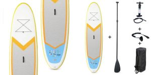 Stand Up Paddle inflable Nico de 3 m barato en Manomano