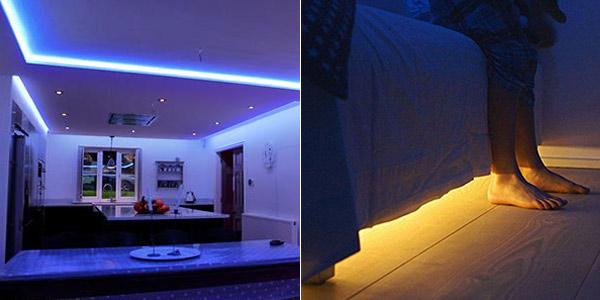 Tira LED RGB 5050 Topyiyi de 6 m chollo en Amazon
