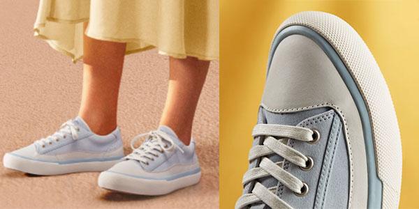 Zapatillas Clarks Aceley Lace para mujer baratas