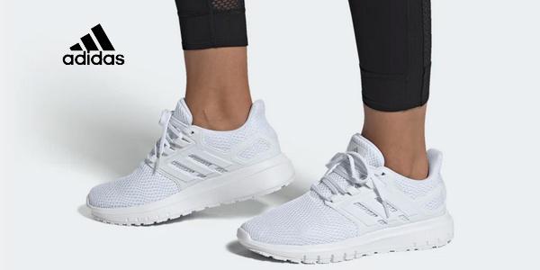 Zapatillas de deporte Adidas Ultimashow para mujer chollo en Amazon