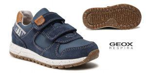 Zapatillas Geox B Alben Boy B para bebé baratas en Amazon