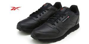 Zapatillas de deporte Reebok Classic Leather niños baratas en Amazon