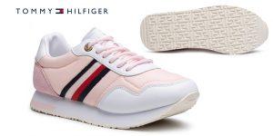 Zapatillas Tommy Hilfiger Casual City Runner para mujer baratas en Amazon