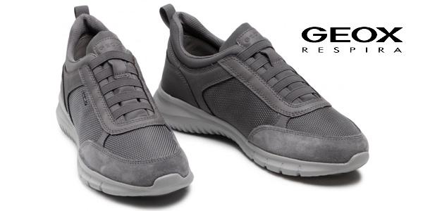Zapatillas Geox U Monreale C para hombre baratas en Amazon