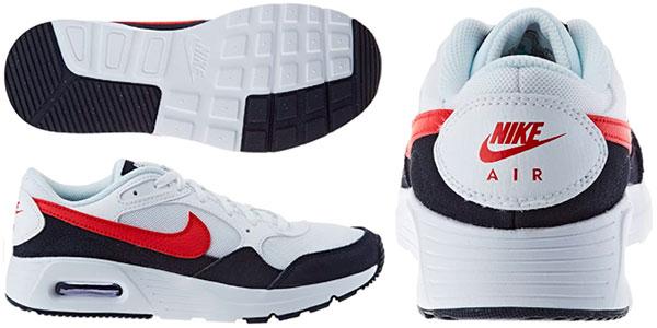 Zapatillas Nike Air Max SC Bg para niños baratas