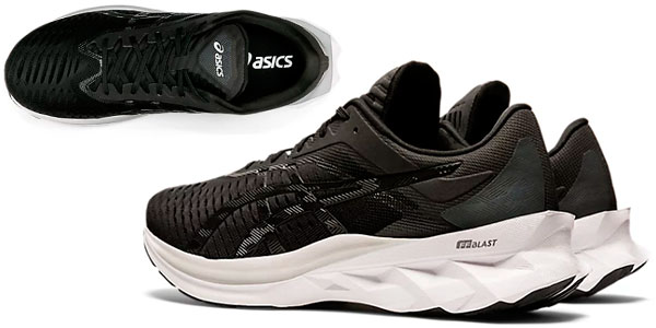 Zapatillas de running Asics Novablast para hombre baratas