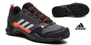 Zapatillas de senderismo Adidas Terrex Ax3 Hiking para hombre baratas en Amazon