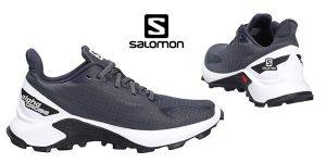 Zapatillas de trail running Salomon Alphacross Blast para mujer baratas
