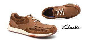 Zapatos náuticos Clarks Langton Lane para hombre baratos en Amazon