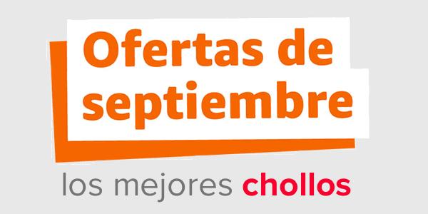 Ofertas de septiembre en Amazon España