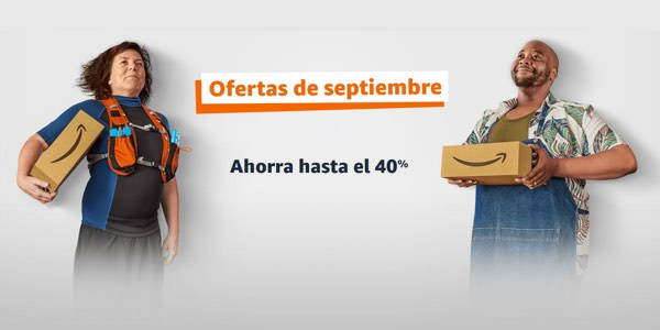 Ofertas de septiembre 2021 en Amazon España