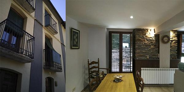 apartament Forn Ita Esterri d'Àneu chollo