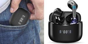 Auriculares inalámbricos in-ear Prtukyt Bluetooth 5.0
