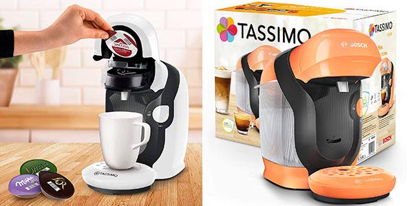 Cafetera multibebida Bosch Tassimo Style barata