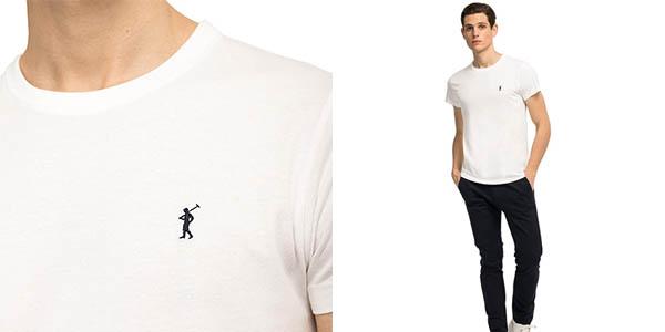 Camiseta de manga corta Polo Club barata