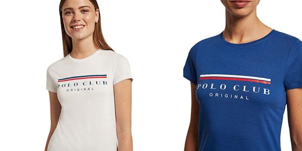 Camiseta Polo Club original barata