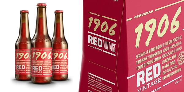 Cervezas 1906 Red Vintage al mejor precio
