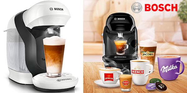 Chollo Cafetera multibebida Bosch Tassimo Style