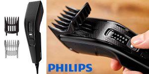 Chollo Cortapelos Philips Series 3000 con 13 posiciones
