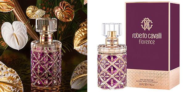 Chollo Eau de parfum Roberto Cavalli Florence de 75 ml