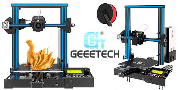 Chollo Impresora 3D Geeeteck A10