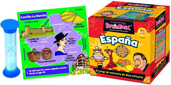 Chollo Juego de mesa BrainBox España