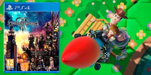 Chollo Kingdom Hearts III para PS4