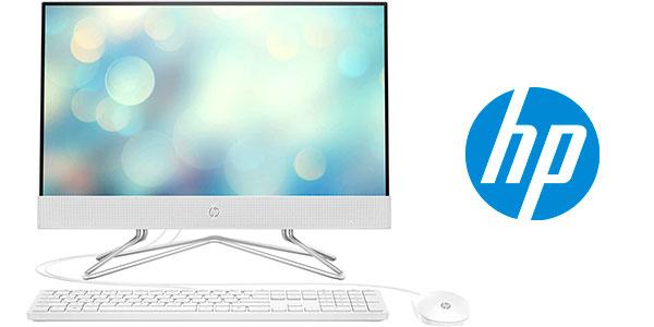 "Chollo Ordenador HP All-in-One 22-df0005ns FHD de 21.5"" (8GB + 256GB SSD)"