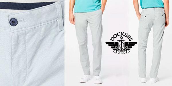 Chollo Pantalones chinos Dockers Alpha Men's Tapered para hombre