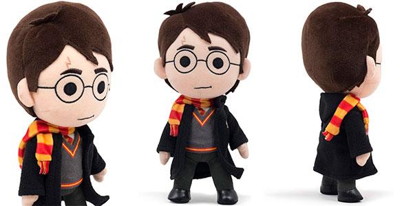 Chollo Peluche de Harry Potter de Quantum Mechanix