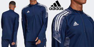 Chollo Sudadera Adidas Condivo 21 Primeblue para hombre