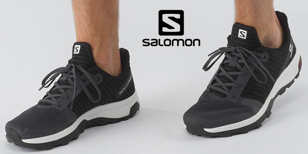 Chollo Zapatillas de senderismo Salomon Outbound Prism para hombre