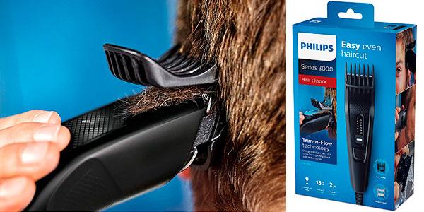 Cortapelos Philips Serie 3000 con 13 posiciones barato