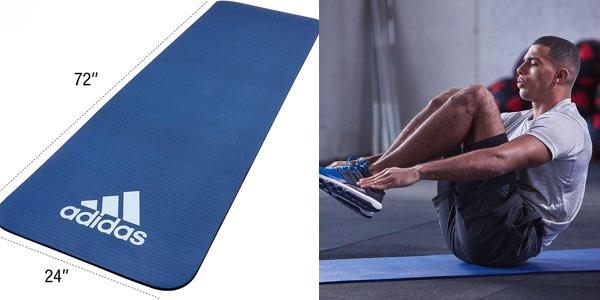 esterilla de yoga Adidas barata