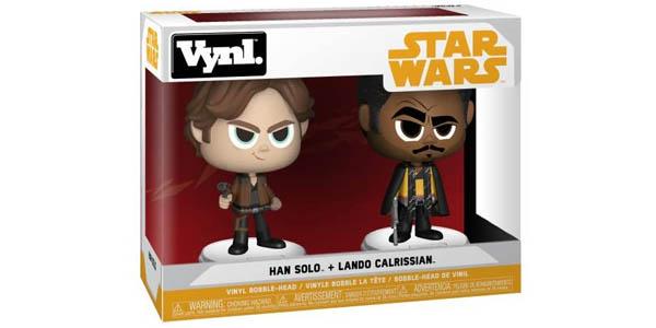 Pack Funko Vynl Star Wars: Han Solo + Lando Calrissian