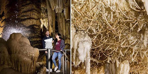 Gailurretan Cueva Pozalagua escapada barata