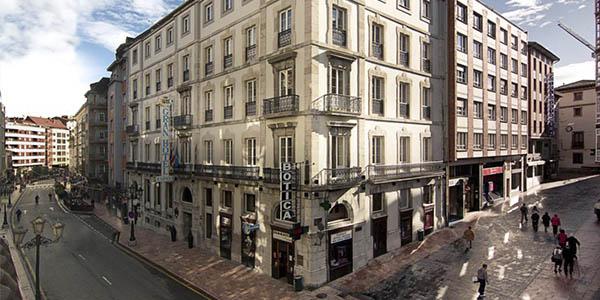 Gran Hotel España Oviedo céntrico oferta