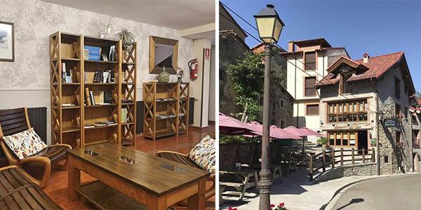 hotel rural Peña Castil Sotres chollo