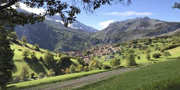 Hotel rural Peña Castil Sotres Picos Europa escapada barata