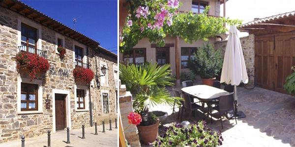 Hotel rural Veleta Comarca Maragatería chollo