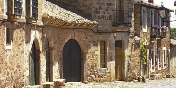 Hotel rural Veleta Comarca Maragateria