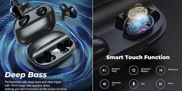 Joyroom auriculares inalámbricos relación calidad-precio