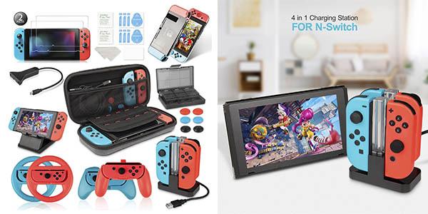 Keten Kit Nintendo Switch barato